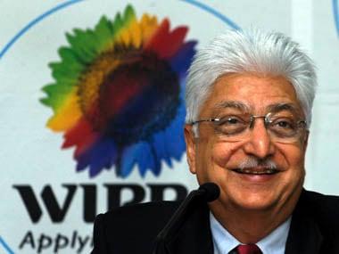 Azim Premji, chairman of Wipro Ltd Reuters