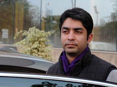 File photo of Abhinav Bindra. AFP