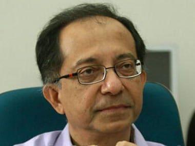 Kaushik Basu. Reuters