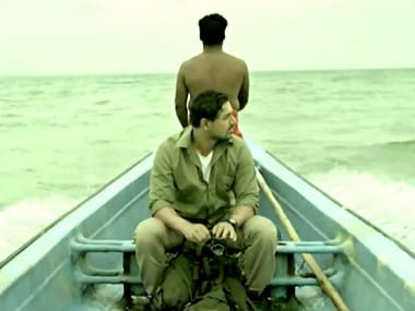 A still from Madras Cafe.
