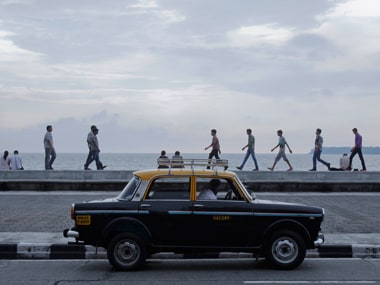 With the exit of Premier Padmini taxis from Mumbai, a part of history will be erased forever. Reuters.