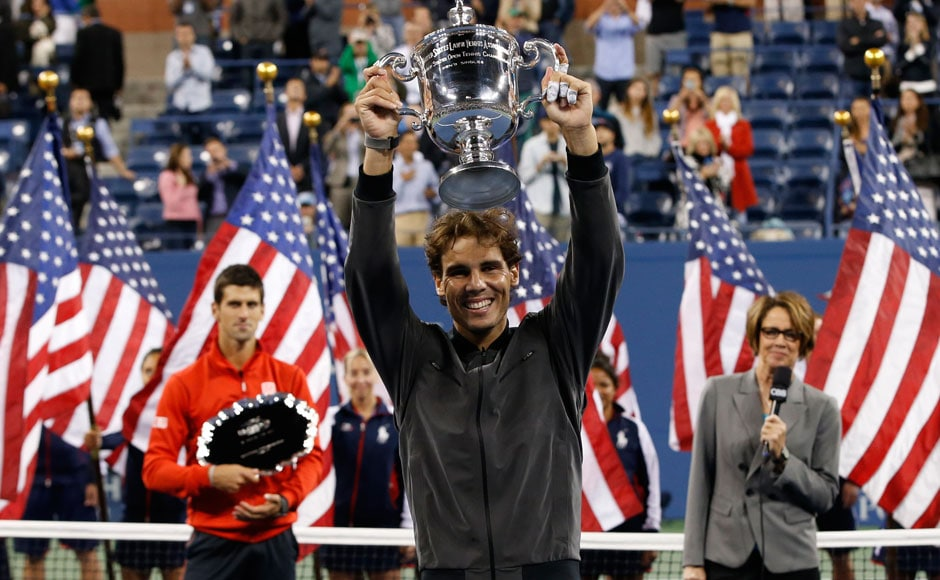 Us open men's final 2013 date and time
