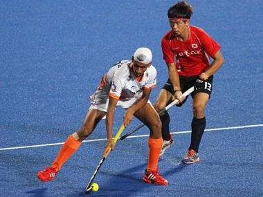 Mandeep Singh was very impressive for India. AP