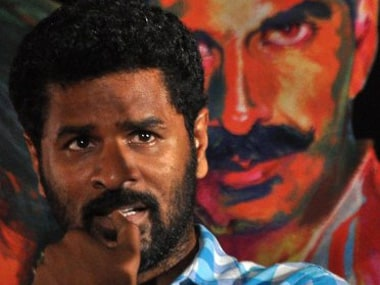 Mercury: Prabhu Deva uneveils poster of his next on Twitter; Tamil silent thriller to release on 13 April