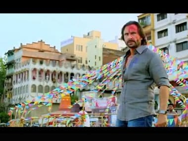 A screengrab from Bullet Raja trailer on YouTube.