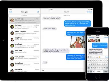 Google app extension added to Apple iMessage, comes with two new feature that better integrates Google into iOS