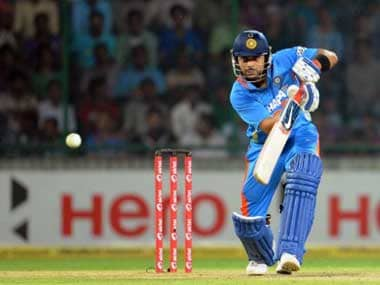 ODI cricket is now loaded totally in favour of the batsmen. And what happened in Jaipur is a brilliant example of that.