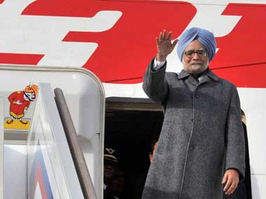 Singh is expected to meet with Russian President Vladmir Putin today. PTI