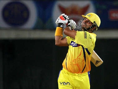 Suresh Raina says he became a real player in Chennai and can't wait to play for CSK again