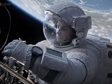 What do real astronauts think of the Clooney-Bullock starrer Gravity?