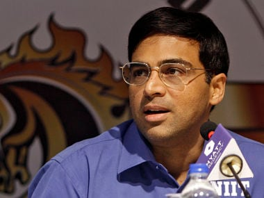 Anand was in awe of the Russians early on. Reuters