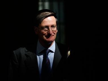 Dominic Grieve: Reuters