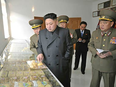 File image of North Korean Supreme Leader Kim Jong-un. Reuters