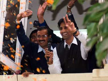 Arvind Kejriwal and AAP would be better served in the opposition than in government. Firstpost