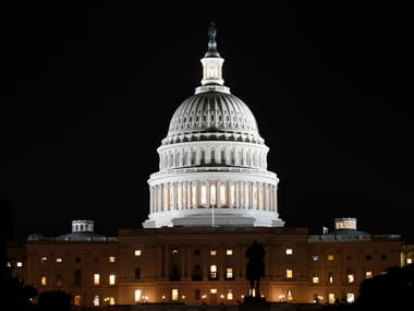 File image of the US Capitol. Reuters