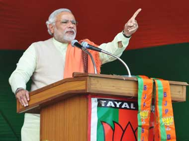 Is Modi's rise a collective ethical failure on part of the nation? AFP
