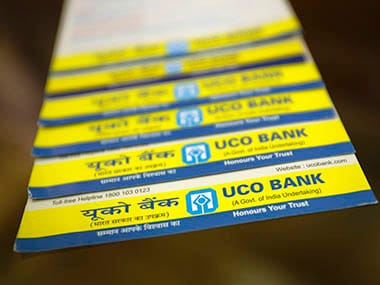 UCO Bank logo. Pic courtesy: Reuters