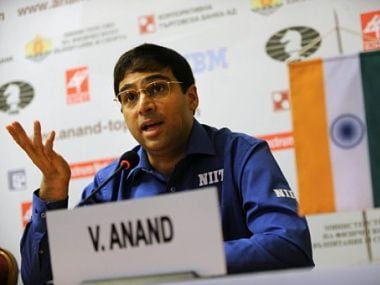 Anand returns to competitive action at London Chess Classics