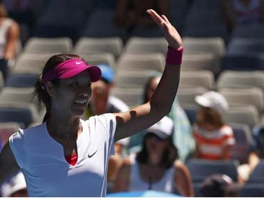 Li Na had no trouble in her opening round in Melbourne. Reuters