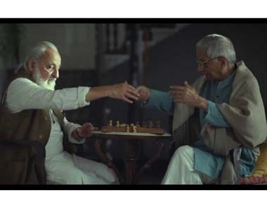 A screenshot of the Google Search Reunion ad. Image courtesy Youtube