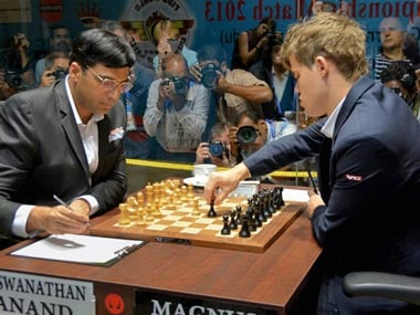 Anand fourth in Zurich after draw against Carlsen