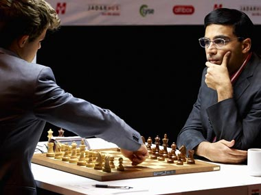 As it happened: Anand battles Carlsen to a draw in Zurich