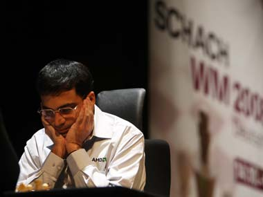 Anand beats Gelfand for first win at Zurich Chess Challenge