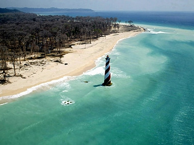 File image of Andaman Islands. Reuters