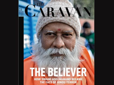 The Caravan cover story