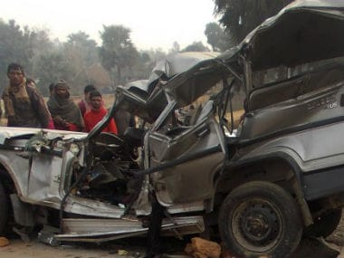 Odisha: Eight, including two children, killed in car accident
