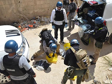US alleges Bashar al Assad regime may launch another chemical attack; Syria rubbishes claims
