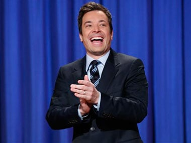 Jimmy Fallon knocks Tonight Show debut out of the park