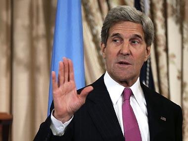 US Secretary of States John Kerry. Getty