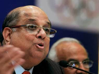 Ramachandran refused to comment on court cases he was battling. PTI