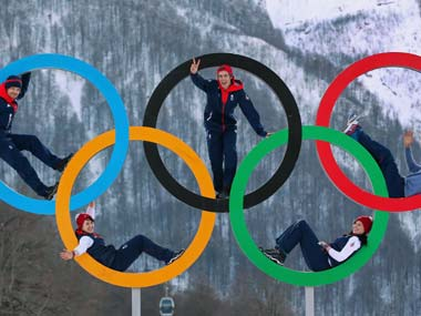 The Paralympics will be held in Sochi after the main Games. Getty Images