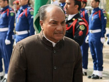 Rafale deal: AK Antony asks Centre to reveal purchase price of fighter jets and other terms and conditions
