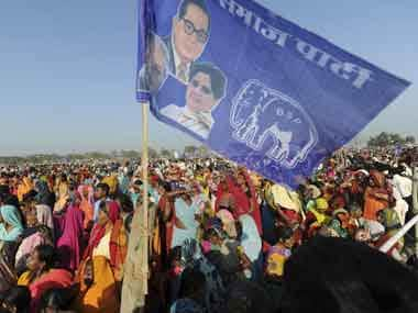 BSP counts heavily on 'surplus' votes of SP, support from Congress and RLD for victory in Rajya Sabha polls