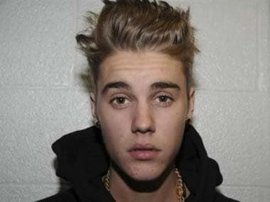 Blur genitals and release Bieber's jail video says Florida Court