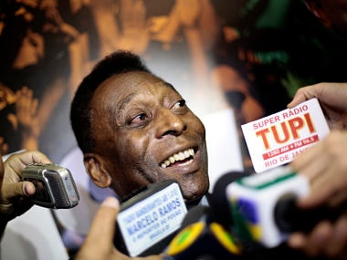 Brazil legend Pele discharged from hospital after surgery