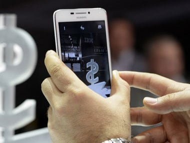 Mobile phones can be charged with sugar now? AFP