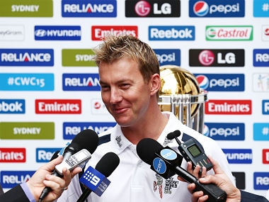Brett Lee says 'doesn't want to see robots on field' but cautions players against crossing the line