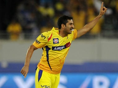 In Pandey and Mohit, CSK have finally found their Indian seamers