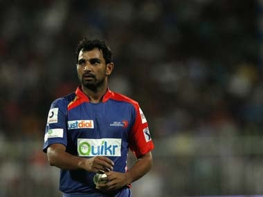 Delhi Daredevils were struck by Murphy's law against Royal Challengers