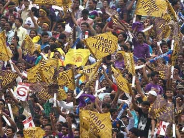 The fans just keep coming regardless of the controversies surrounding the IPL. BCCI