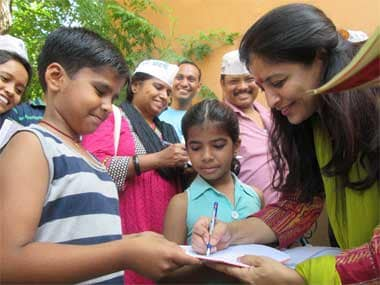 In defence of Shazia Ilmi: She was not being communal