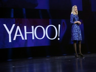 Yahoo CEO Marissa Mayer/ Reuters