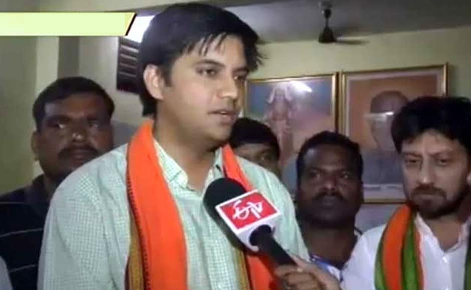 Abhishek Singh won the Rajnandgaon seat with a huge majority in the 2014 Lok Sabha elections. Son of Chattisgarh CM Raman Singh, is one of the younger ministers in the new governement. IBNLive
