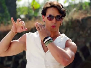 Heropanti review: Tiger Shroff can pull off stunts, but that's about it