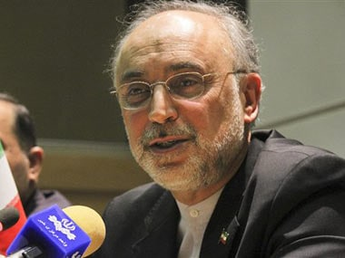 File photo of Iranian Foreign Minister Mohammad Javad Zarif. AP