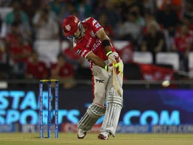 Glenn Maxwell is averaging over 60 with a strike-rate over 200 in IPL 7. BCCI